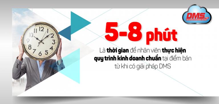 5-8-phut-thoi-gian-de-nhan-vien-thuc-hien-quy-trinh-chuan-tại-diem-ban-khi-dung-he-thong-dms
