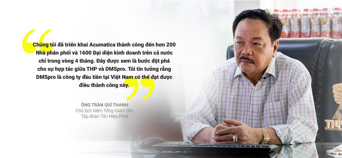 DMSpro là công ty đầu tiên tại Việt Nam có thể đạt được điều thành công này