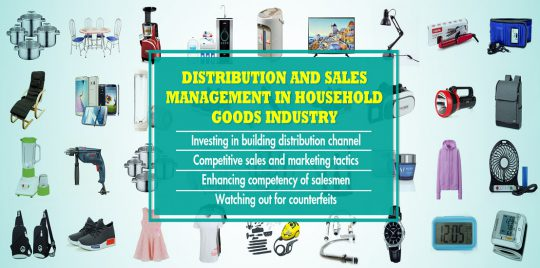 Distribution-sales-management-in-household-goods-industry