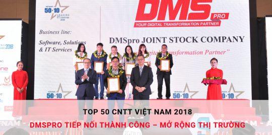 dmspro top 50 cntt 2018